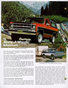 1975 GMC Advertisements | Register or Log In To remove these advertisements.