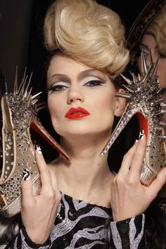Louboutins  - Don't mess with me in these heels!