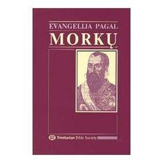 Lithuanian Gospel of Mark / Evangelija Pagal Morku / Gospel of Mark in Lithuanian Language / 2002 Print