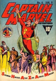 "Charles Clarence Beck (June 8, 1910 – November 22, 1989) was an American cartoonist and comic book artist, best known for his work on Captain Marvel at Fawcett Comics and DC Comics.  In 1933, Beck joined Fawcett Publications as a staff artist, where he created pulp magazines. When the company began producing comic books in autumn 1939, Beck was assigned to draw a character created by writer Bill Parker called ""Captain Thunder""."