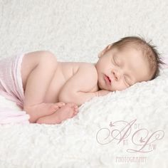 #artbylaw newborn photography girl