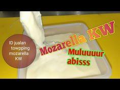 Begini yang benar buat mozzarella KW | cara masak mozzarella kw - YouTube Mozzarella, Cheddar, Lunch Box, Pizza, Cooking Recipes, Youtube, Cheddar Cheese, Chef Recipes, Bento Box