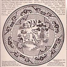 Willow pattern - Wikipedia, the free encyclopedia
