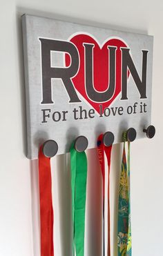Running Medal display / medal Hanger / medal Holder