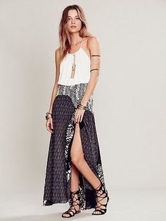 Free People Little Dreamer Skirt