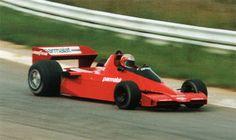 1978 Brabham BT46 - Alfa Romeo (John Watson test)