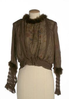 1910-1915  blouse
