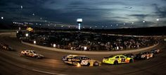 Staging NASCAR Sprint Cup races through portions of seven decades, Richmond International Raceway is proof that changing with the times equals prosperity. The dusty, half-mile dirt track became the illuminated short track jewel. gearheadgirlz mattesized332