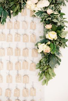 Hard to find escort cards: www.stylemepretty...