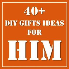 Great DIY Gift Ideas For Guys | DIY Home | http://giftsforyourbeloved.blogspot.com