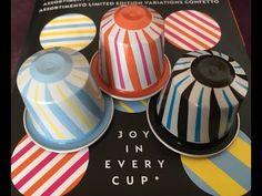DIY Coffee Pod: Comment-faire des BO tourbillon réglisse - YouTube