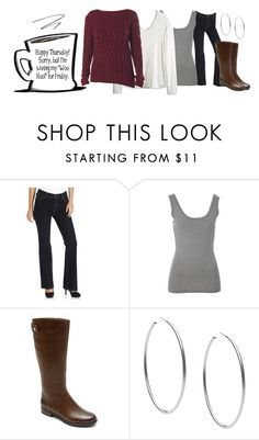 """""""ootd 25 august 2016"""" by bloomfly ❤ liked on Polyvore featuring NYDJ, Betty Basics, Rockport, Michael Kors, All About Eve, Winter and mostlyworkingathome"""
