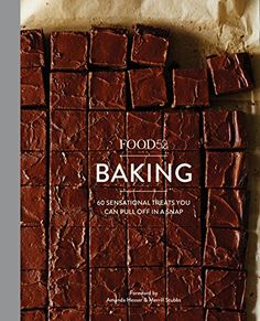 Food52 Baking: 60 Sensational Treats You Can Pull Off in a Snap (Food52 Works) by Editors of Food52 http://www.amazon.com/dp/B00RKWAK4M/ref=cm_sw_r_pi_dp_D7LSvb1X5T128