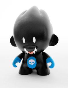 """Custom Toy """"Onyx"""" by Daniel Spreitzer"""