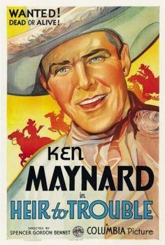 Heir to Trouble - Spencer Gordon Bennet - 1935 http://western-mood.blogspot.fr/2015/03/heir-to-trouble-spencer-gordon-bennet.html#links