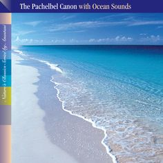 "The Nature's Classics Collection is a sensitive blending of timeless musical creations with the magic of nature's own elemental sounds. The result is a work uniquely suited to relaxation, reflection, or pure enjoyment. ""Pachelbel's Canon in D"" is one of the most beautiful pieces in the western classical repertoire. Here it is combined with subtle ocean waves to bring forth its most deeply pleasurable and peaceful elements.  www.realmusic.com"