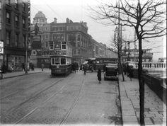 Bachelors walk, Dublin, in 1938 via Photos of Dublin  Dublin Street, Dublin City, Dublin Ireland, Ireland Travel, Old Pictures, Old Photos, Vintage Photos, Travel Around The World, Around The Worlds