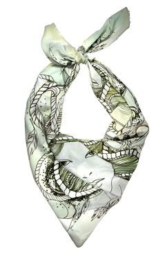 SWAN-MAIDEN SCARF - product image