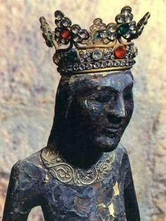 The Black Madonna Rocamadour France