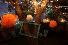 Outdoor party ideas - click on the picture for the website