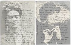 26-Year-Old Frida Kahlo's Compassionate Letter to 46-Year-Old Georgia O'Keeffe