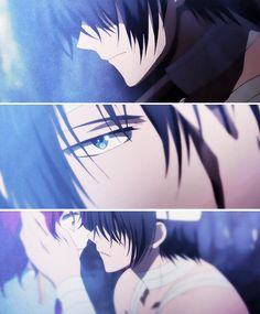 Admit it, you were disappointed when this this didn't happen! Hak/Yona