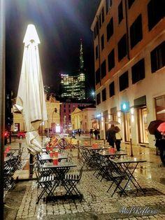 Corso Garibaldi Milan, Italy, Italia