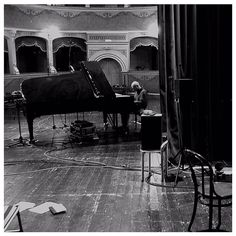 """Ludovico Einaudi // """"I like to be overwhelmed by work that I do. I like to be emotional...and it's only when I get to this that I really enjoy the moment."""""""