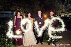Inspiração de fotos para os padrinhos. Os sparkles sempre fazem sucesso!