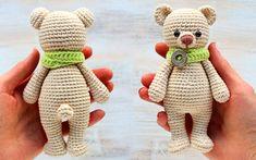 Amigurumi oyuncak ayı yapımı tarifi bu yazımızda ulaşabilirsiniz. Ücretsiz örgü oyuncak tariflerine zonje.net'ten ulaşabilirsiniz.
