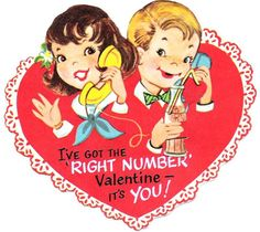 Valentine Images/1958