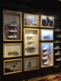 Nike store, San Francisco
