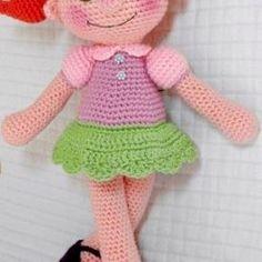 Princess Peach, Smurfs, Barbie, Pattern, Handmade, Fictional Characters, Amigurumi, Lilac, Hand Made