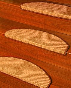 NaturalAreaRugs Ideal Euro Sisal Carpet Stair Treads Rug Set with Double-Sided Tape, 9.5-Inch by 25.5-Inch, Set of 13 NaturalAreaRugs http://www.amazon.com/dp/B00VHP0HMI/ref=cm_sw_r_pi_dp_32Bgwb1P7MF9W