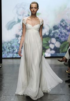 From Weddingbells.ca: Monique Lhuillier