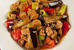 25 Exquisite Juicy Food That Goes Well With Rice, # Very .-Pilavın Yanına Çok İyi Giden 25 Enfes Sulu Yemek, … 25 Exquisite Juicy Food That Goes Well with Rice, # The Rice - Baby Food Recipes, Indian Food Recipes, Asian Recipes, Healthy Recipes, Eggplant Dishes, Eggplant Recipes, Photo Restaurant, Coban, Iftar
