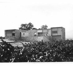 Villa for Hélène de Mandrot at Le Pradet near Toulon