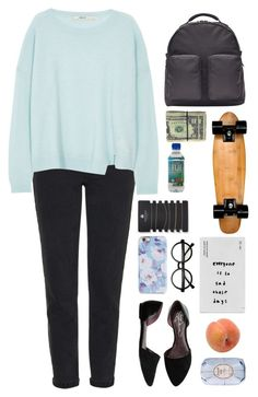 """""""casual"""" by deandelaina on Polyvore featuring Topshop, J Brand, Report, adidas Originals, Retrò, Pavilion Broadway, Fresh and Isaac Mizrahi"""