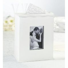 www.hastings-crystal.co.uk >> Weddings >> Wedding Card Post Boxes >> Wooden Photo Card Post Box
