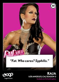 RuPaul's Drag Race Trading Cards