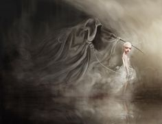 Following by ~endzi-z on deviantART:  ~~when you do not have chances to change destiny....~~