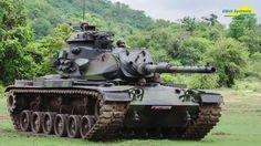 Royal Thai Army M60A3 modernization by Elbit Systems
