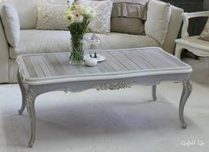 Lilyfield life French Provincial coffee table for sale, sydney