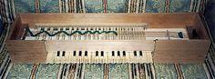 Clavichord | Tutti i brani sono suonati da Daniele Borghi con il suo clavicordo ...