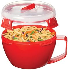 Amazon.co.jp: ASPLUND (アスプルンド) マイクロウェーブ ヌードルボウル 940(900ml) 9414202611093: ホーム&キッチン Microwave Cookware, Red Mug, Meal Prep Containers, Noodle Bowls, Cheap Gifts, Stew, Dinnerware, Noodles, Crockpot