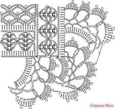 lace cardigan crochet pattern 2