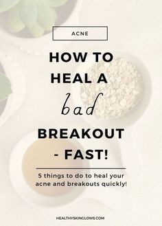 how to get rid of acne fast #howtogetridofacnefast