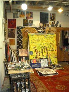 Pencil in the Studio
