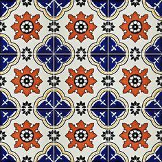 Talavera Tile Collection - New Style!  #Talavera #Tile #Mexico