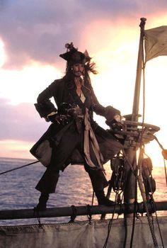 Piratas del Caribe 5: un nuevo barco para Jack Sparrow